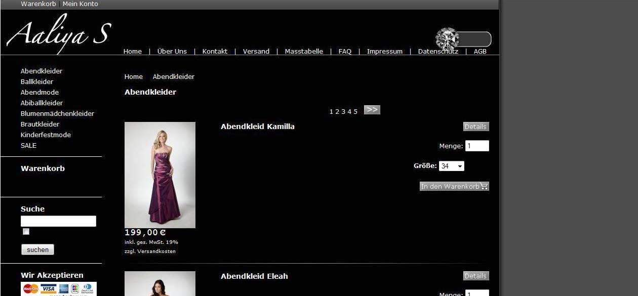 abendmode online shops himmlische abendkleider die besten shops infos tipps. Black Bedroom Furniture Sets. Home Design Ideas
