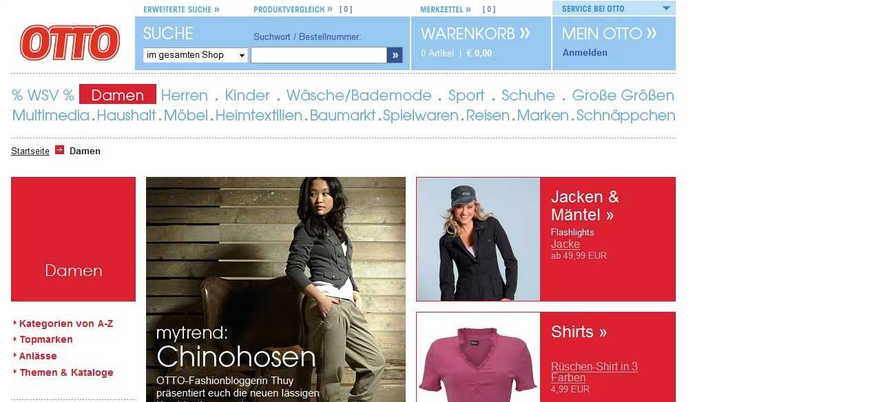 Freiraum suchen Sonderrabatt gesamte Sammlung Zum Otto Online Shop Test | Himmlische Abendkleider • Die ...