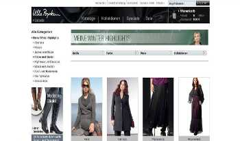 ulla popken online shop test