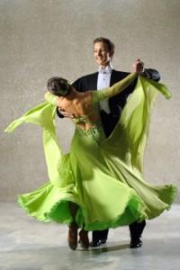 langes tanzkleid