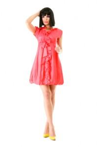babydoll kleid